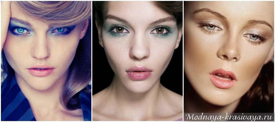 Примеры макияжа
