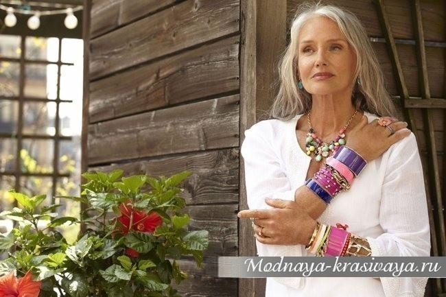 Красивая одежда для женщин после 50-ти лет