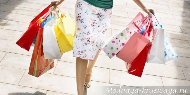 Ошибки шоппинга
