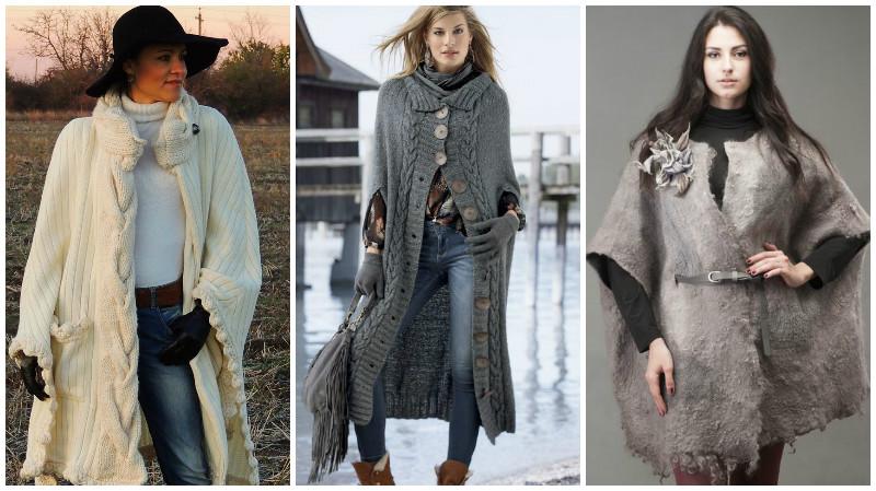 Пальто из натуральных материалов
