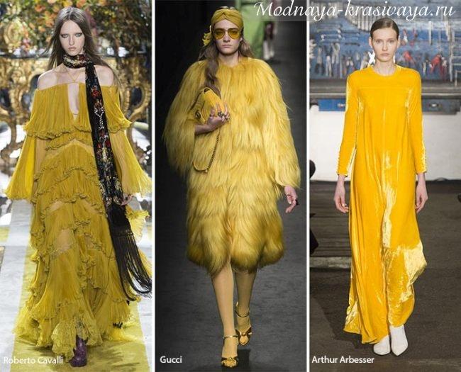 теплые платья осень-зима 2017-2018