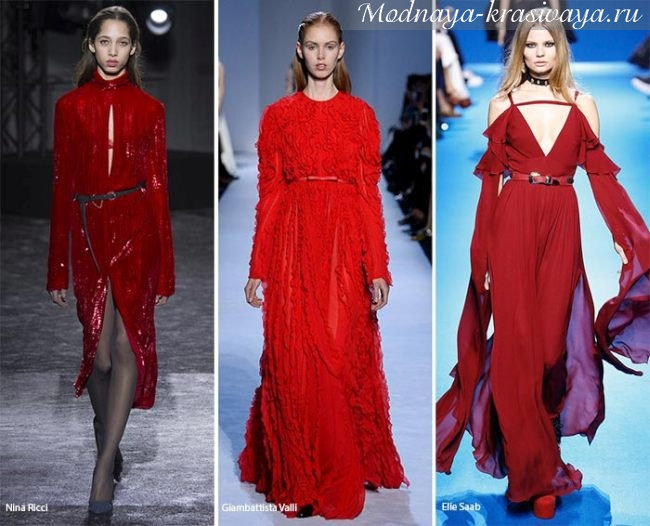 bb56315b0a5c Модные платья осень-зима 2017-2018 - 60 ярких фото