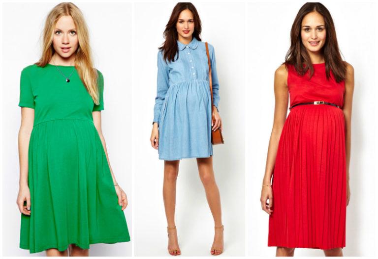 Купить Платье Скрывающее Живот