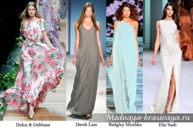 дизайнерские платья в греческом стиле
