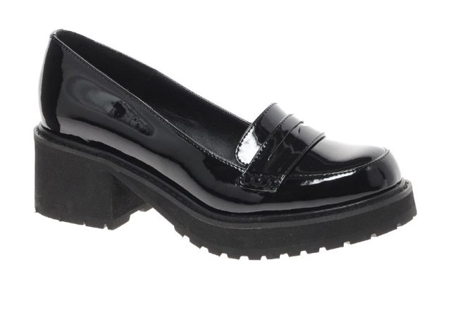 обувт на платформе в школу