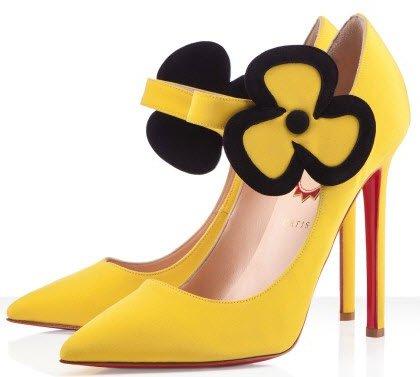 желтого цвета