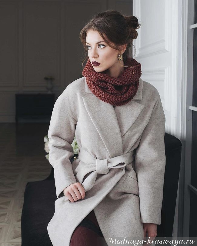 Модный вариант на зиму