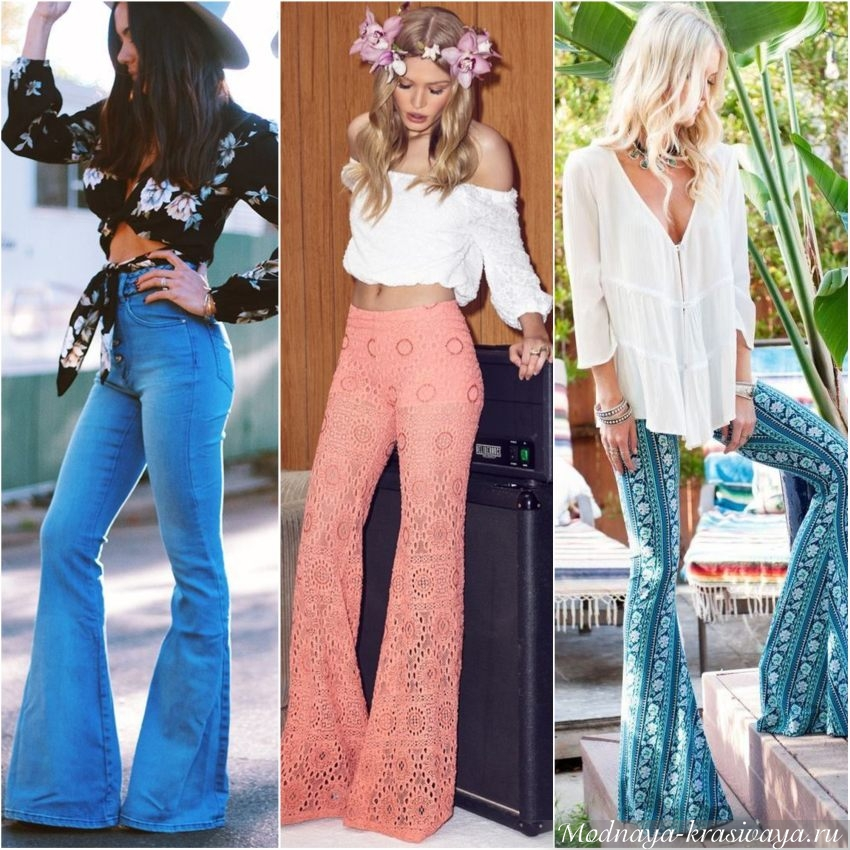 Одежда в стиле хиппи