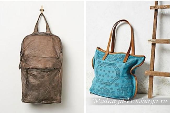 сумки в стиле бохо своими руками