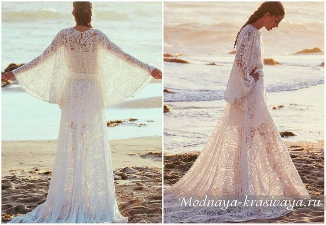 красивый наряд для невесты