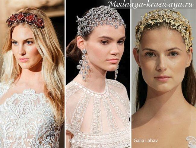Модные свадебные аксессуары