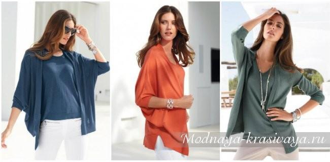 Модные твинсеты 2019